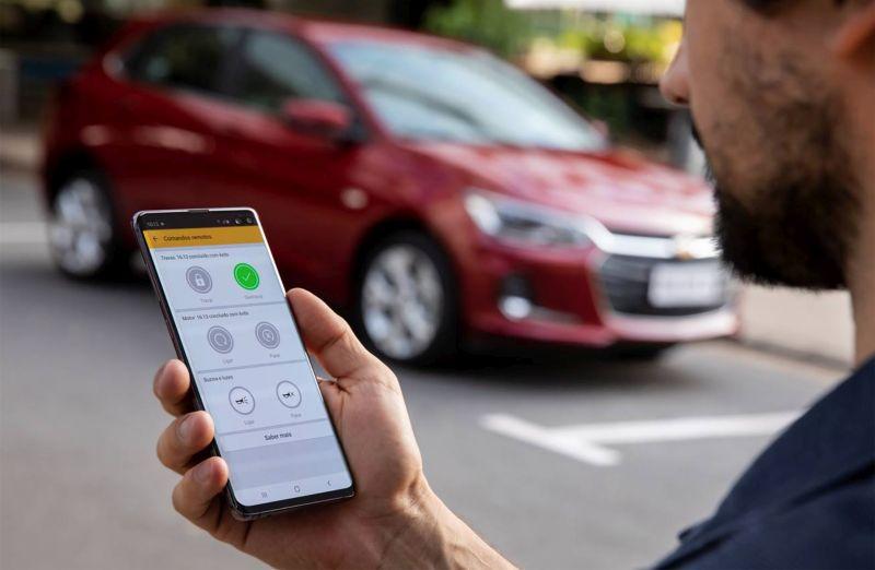 OnStar lança alerta que indica baixo nível da bateria automotiva - Foto: Divulgação/Chevrolet