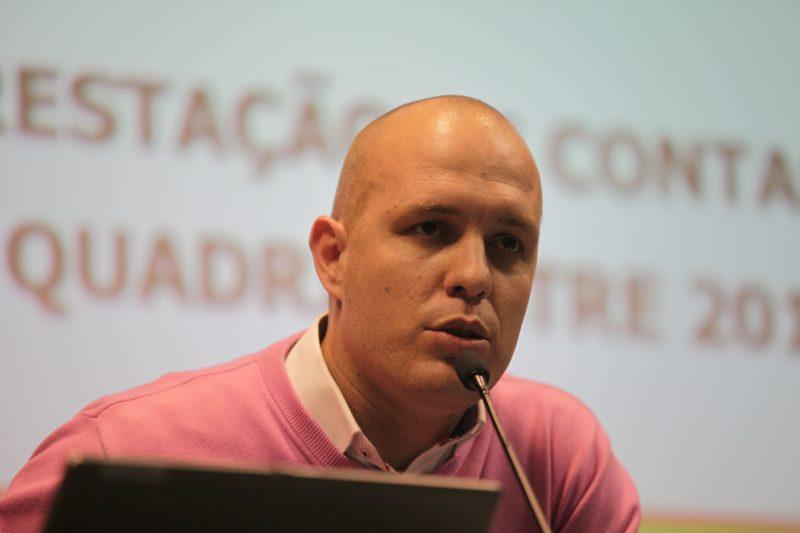 Leandro Adriano de Barros é um dos investigados da Operação Oxigênio – Foto: Solon Soares/Agência AL