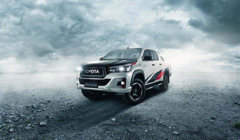 5º- Toyota Hilux: 1.762 unidades - Foto: Divulgação/ Toyota/Garagem 360/ND
