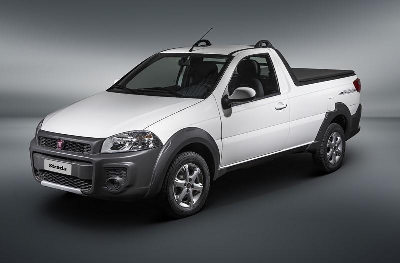 8º- Fiat Strada: 1.630 unidades - Foto: Divulgação/Fiat/Garagem 360/ND