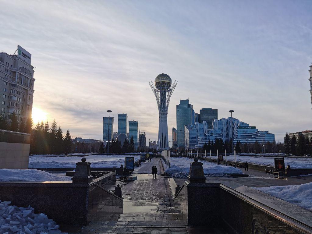 Cazaquistão, Astana - Pixabay - Pixabay /Rota de Férias/ND