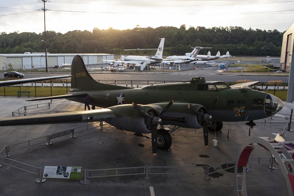 Boeing B-17 - Divulgação/The Museum of Flight - Divulgação/The Museum of Flight/Rota de Férias/ND