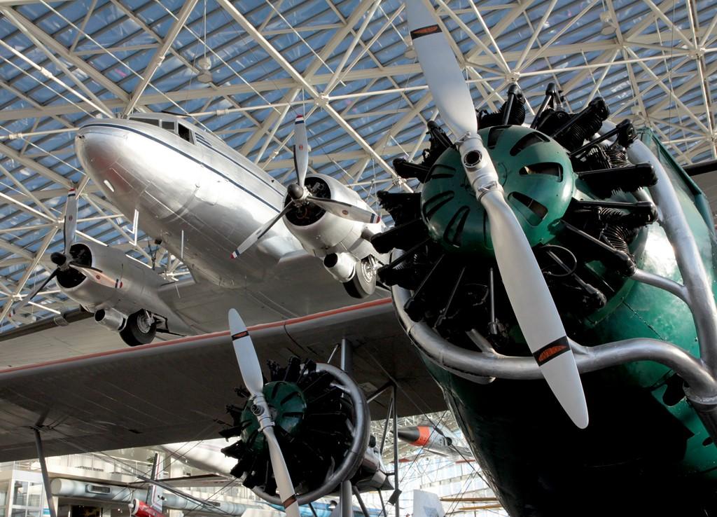 Acervo do The Museum of Flight - Divulgação/The Museum of Flight - Divulgação/The Museum of Flight/Rota de Férias/ND