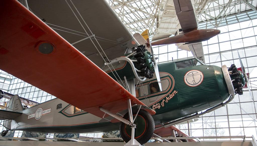 Boeing Model 80 A - Divulgação/The Museum of Flight - Divulgação/The Museum of Flight/Rota de Férias/ND