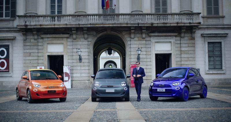Fiat divulga trailer do documentário baseado no Novo 500 elétrico - Divulgação/ Fiat