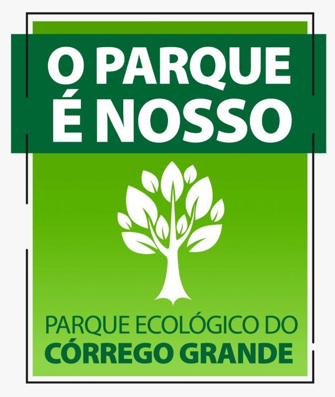 Selo O Parque É Nosso – Parque Ecológico do Córrego Grande – Foto: Selo O Parque É Nosso – Parque Ecológico do Córrego Grande