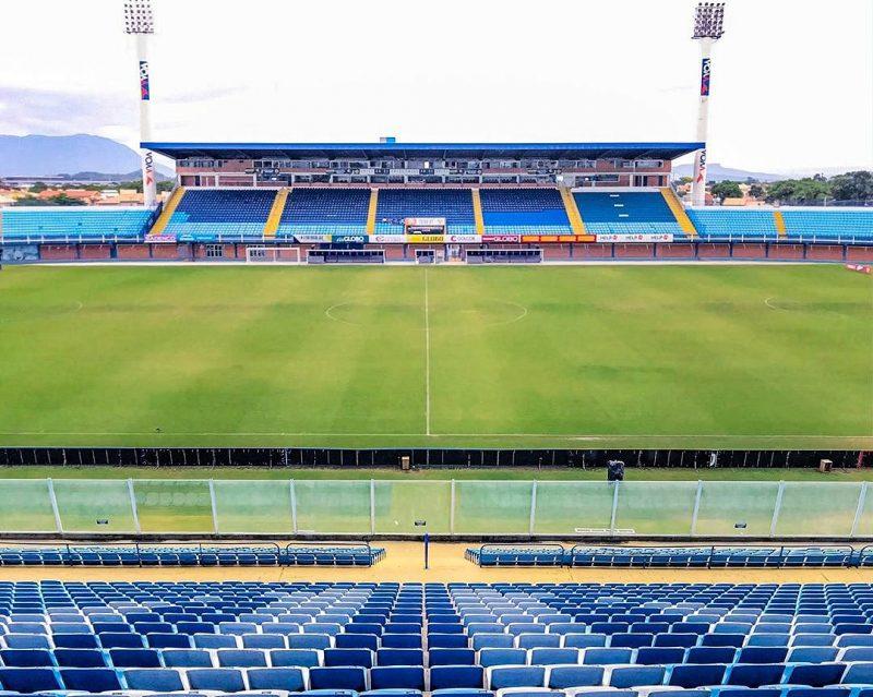 Ressacada poderia ter sido sede da Copa América 2021 – Foto: Leandro Boeira/Avaí F.C