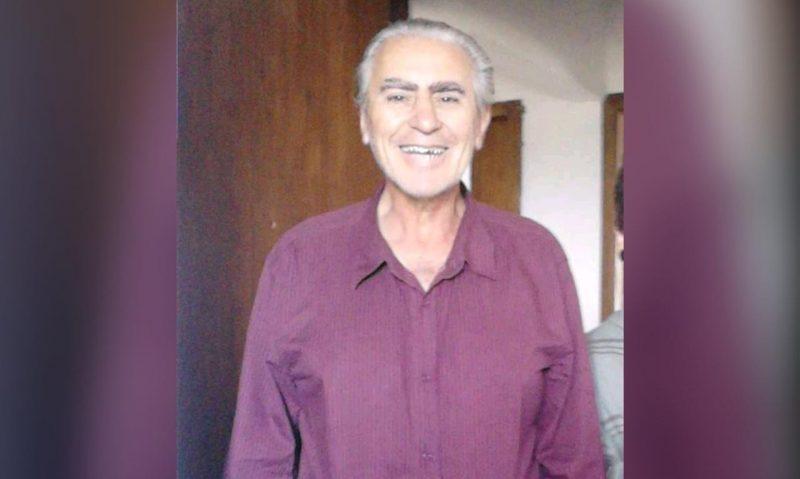 João Batista Isler morreu aos 65 anos – Foto: Arquivo pessoal/Reprodução/ND