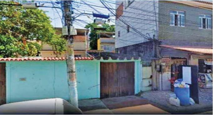 Processo que investiga compra cita casa simples na cidade de Nilópolis (RJ) que seria a sede da Veigamed – Foto: Reprodução/MP