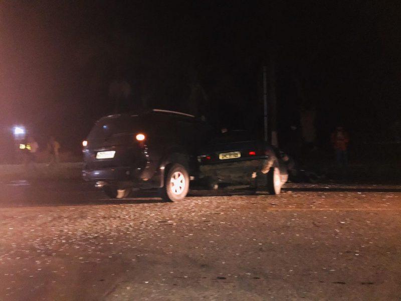 Grave acidente deixou três pessoas mortas na SC-415 – Foto: PMRv/Divulgação/ND