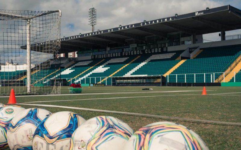 Estádio Orlando Scarpelli, Figueirense, – Foto: Patrick Floriani/FFC