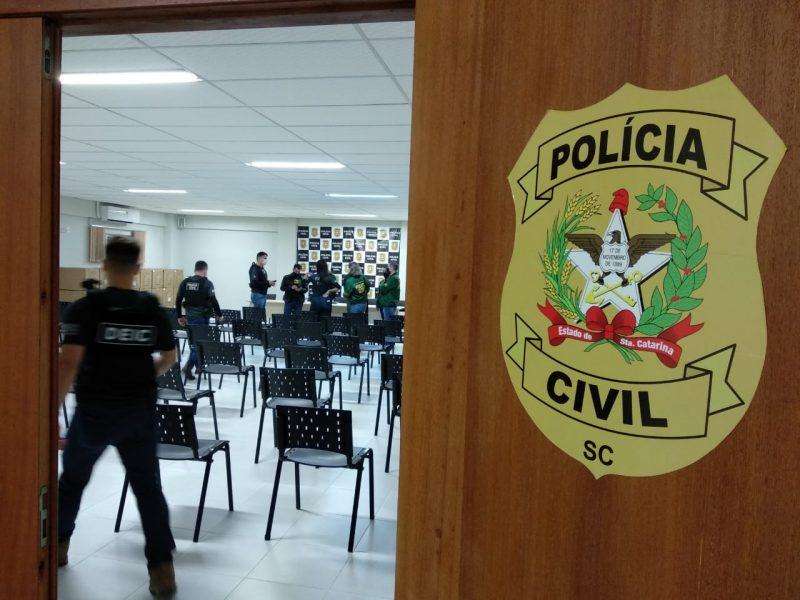 Operação O2 foi iniciada na manhã deste sábado (9). Foto: Divulgação/Polícia Civil