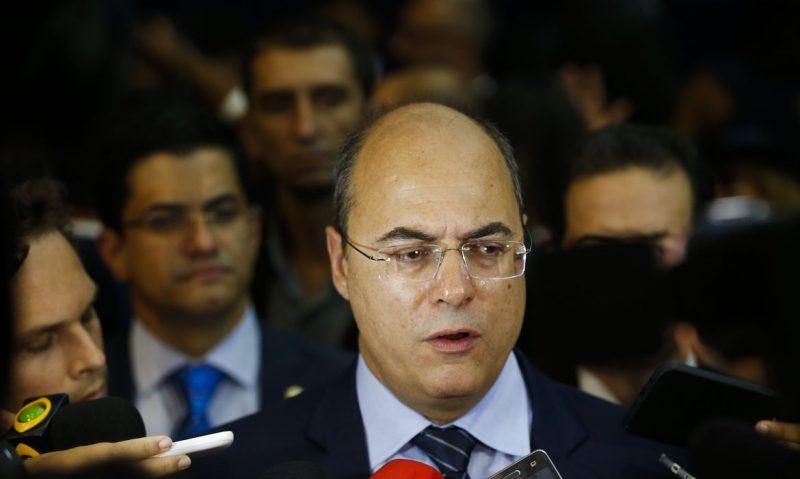 Além da Operação Tris in Idem, Witzel foi denunciado em mais duas investigações do Ministério Público Federal – Foto: Tomaz Silva/Agência Brasil/ND