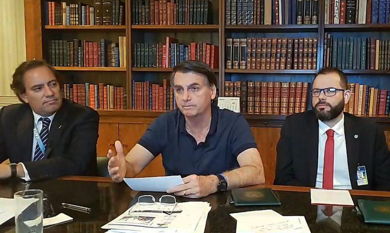 Bolsonaro diz que auxílio emergencial deverá ter quarta parcela – Foto: Divulgação/ND