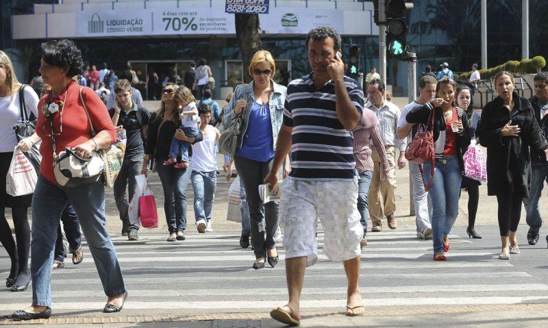 Pesquisa do Censo foi adiada para 2021 devido à pandemia de Covid-19 – Foto: Wilson Dias/Agência Brasil/ND