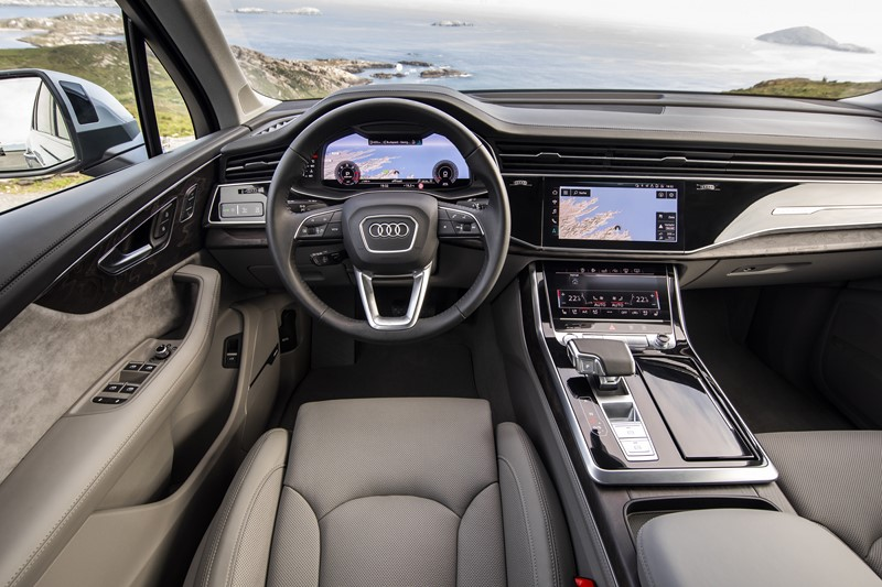 Audi Q7 - Foto: Divulgação/Audi/Garagem 360/ND