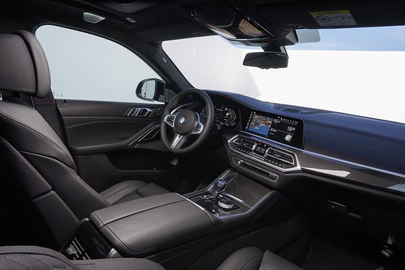 BMW X6 - Foto: Divulgação/BMW/Garagem 360/ND