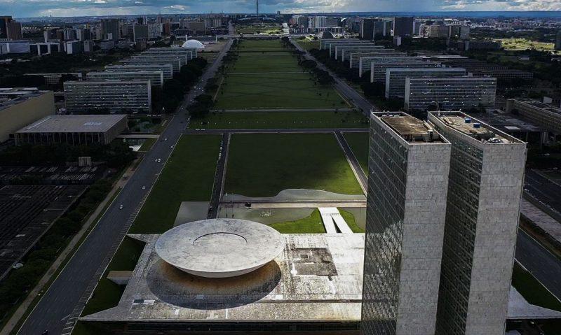 Brasília 60 Anos – Congresso Nacional – Foto: Marcello Casal Jr/Agência Brasil/ND