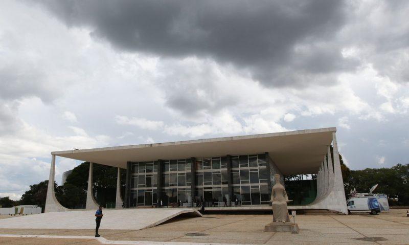 Fachada do Supremo Tribunal Federal – Foto: Fabio Rodrigues Pozzebom/Agência Brasil/ND