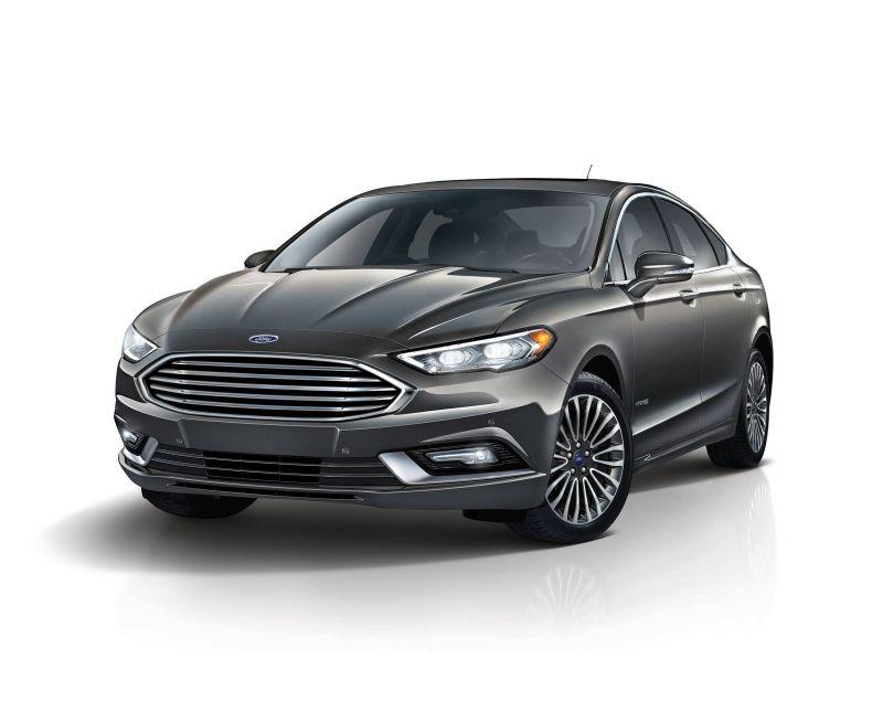 Ford Fusion - Foto: Divulgação/Ford/Garagem 360/ND
