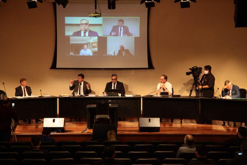 Sessão aguarda foi transferida para o próximo dia 2 de junho. Foto: Solon Soares/Agencia AL
