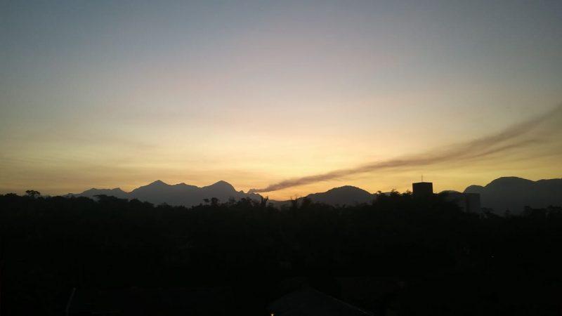 Incêndio ocorre em área de preservação ambiental – Foto: Divulgação/ND