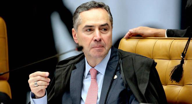 Ministro Luís Roberto Barroso – Foto: Carlos Moura/Divugação STF