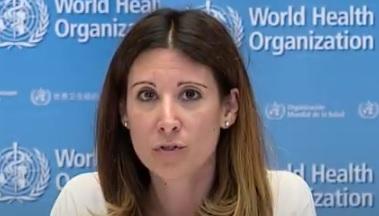Epidemiologista da OMS, Dra. Maria Von Kerkhove, disse que algumas nações já têm como rastrear pessoas e isolar doentes – Foto: Reprodução/Youtube