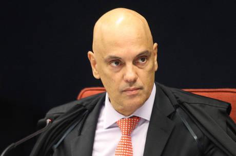 Moraes: Quem propagar ódio será responsabilizado – Divulgação/STF