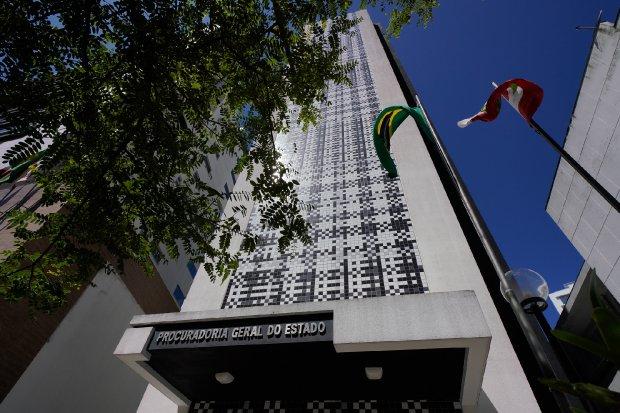 Procuradoria Geral do Estado – Foto: Foto: Ricardo Wolffenbüttel/Secom