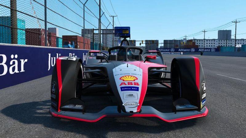 Corrida virtual da Fórmula E: Nissan e.dams disputa segunda competição em apoio à UNICEF - Divulgação/ Nissan