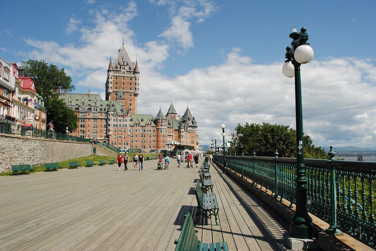 Covid-19 pelo mundo: o dia a dia na região de Quebec, no Canadá - https://bit.ly/2zVuEGg - Pixabay - Pixabay/Rota de Férias/ND