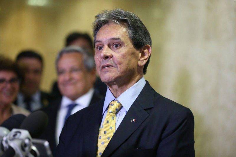 Roberto Jefferson é um dos alvos de operação da PF – Foto: Valter Campanato/Agência Brasil