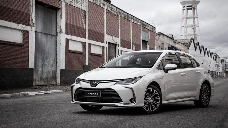 Toyota já vendeu 15 milhões de carros híbridos no mundo - Foto: Divulgação