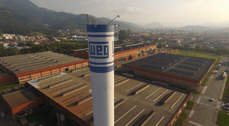 A exemplo da jaraguaense Weg, outras empresas da região também dividiram os lucros milionários com os funcionários. Veja a lista – Foto: Divulgação ND