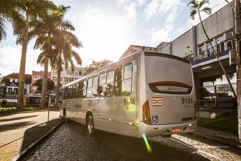 Transporte coletivo pode ter paralisações a partir do próximo domingo (1°) – Foto: Blumob/Divulgação/ND