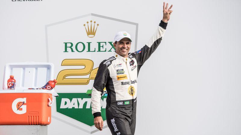 Christian Fittipaldi celebra carreira, mas acredita que desistiu cedo da F1 - Divulgação/José Mario Dias