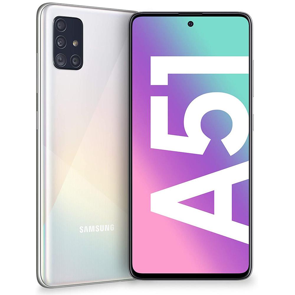 1. Samsung Galaxy A51 – Menor preço: R$ 1.439,20 - Crédito: Divulgação/Samsung/33Giga/ND