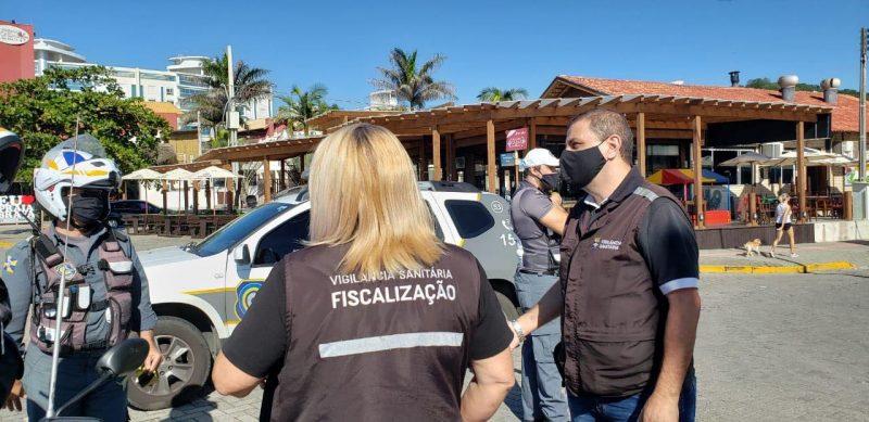 Participam das ações: Polícia Militar, Guarda Municipal, Vigilância Sanitária e Coordenadoria de Trânsito - Ascom/ND