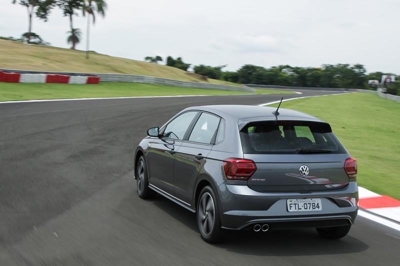 10º- VW Polo: 1.570 unidades - Foto: Divulgação/VW/Garagem 360/ND