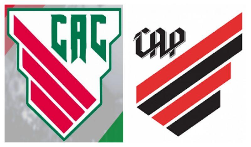"""O provável novo time de Santa Catarina, o """"Josefense"""", Clube Atlético Catarinense chama a atenção pela semelhança com o escudo do Athletico-PR - Reprodução"""