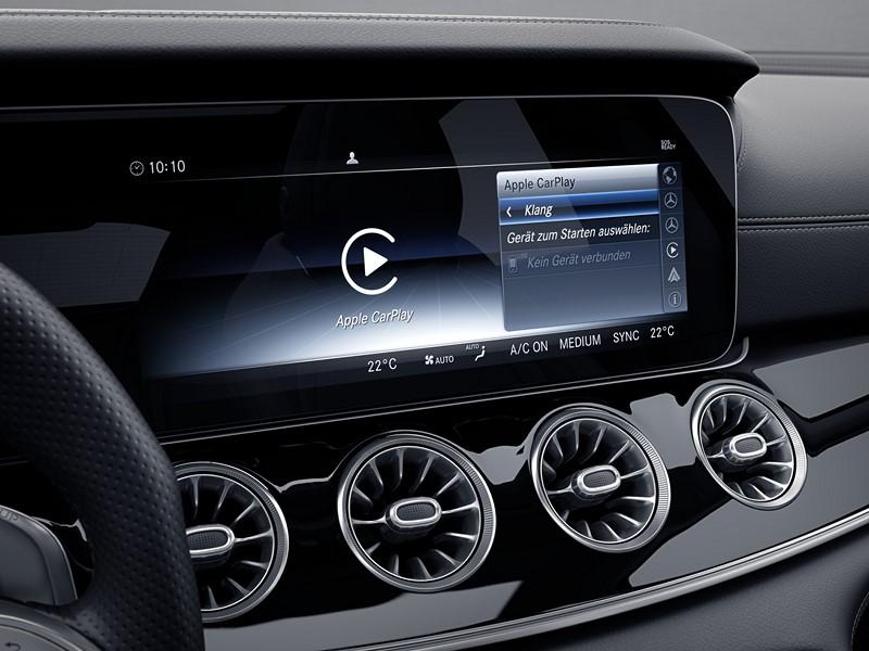 Mercedes-Benz lança nova versão do AMG GT no Brasil - Foto: Divulgação/Mercedes-Benz/Garagem 360/ND