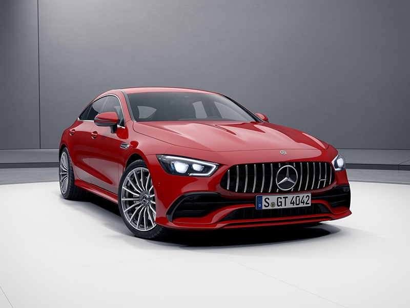 Mercedes-AMG GT 43 é lançado no Brasil por R$ 575.900; modelo só terá 20 unidades à venda - Divulgação/Mercedes-Benz