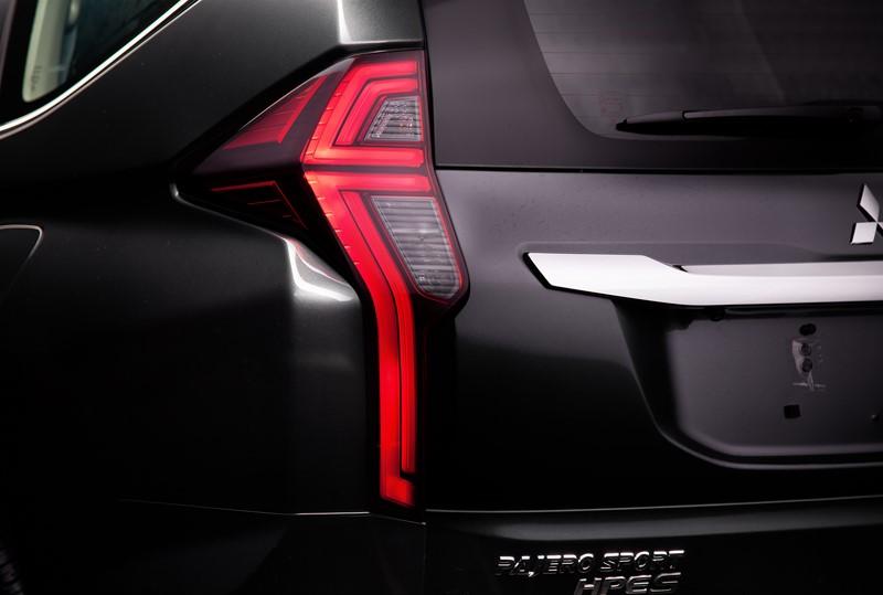 Mitsubishi renova o visual do Pajero Sport - Foto: Divulgação/Mitsubishi /Garagem 360/ND
