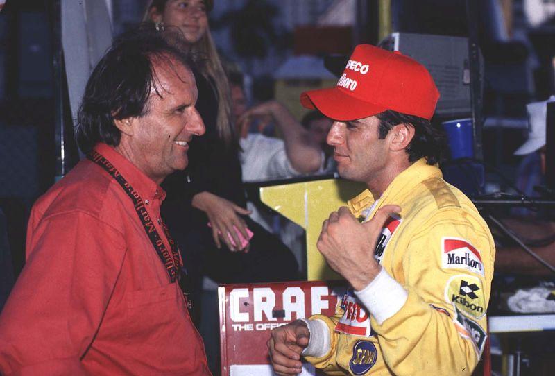 Frustrado com a F1, Christian migrou para a F-Indy em 1995 - Foto; Divulgação/Acervo Pessoal/Garagem 360/ND