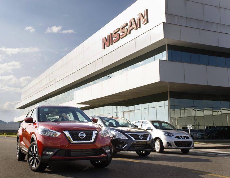 Nissan anunciou na segunda-feira, dia 22 de junho, a demissão de 398 funcionários que estavam afastados havia três meses em Resende (RJ) – Foto: Cris Oliveira/ND