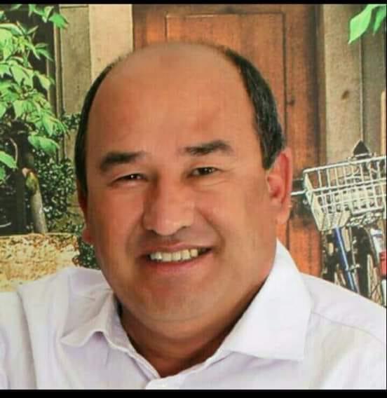 Gerci Woitexem é a terceira vítima fatal da Covid-19 em Jaraguá do Sul. Com 58 anos, ele estava internado desde o dia 24 de maio na UTI do Hospital São José, em Joinville. No dia 5 de junho ele não resistiu. Woitexem era obeso. Confira a reportagem completa: https://bit.ly/3dWNgVT - Arquivo Pessoal/ND