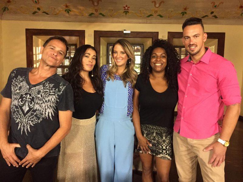 Episódio de Troca de Esposas traz Ana Paula, ex-participante do Power Couple – Foto: Antonio Chahestian/Record TV