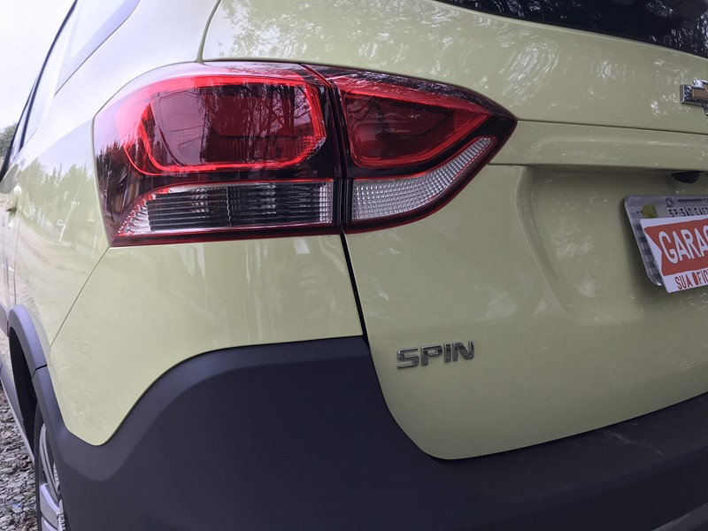 Renovada, Chevrolet Spin Activ7 2019 ficou ainda mais versátil - Foto: Leo Alves/Garagem360/Garagem 360/ND