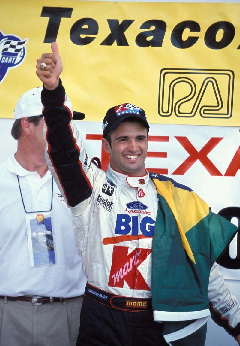Na Indy, o piloto correu até 2002 - Foto: Divulgação/Acervo Pessoal/Garagem 360/ND